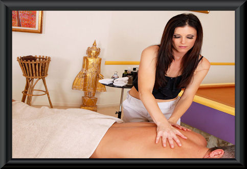 Massage Parlor Scene